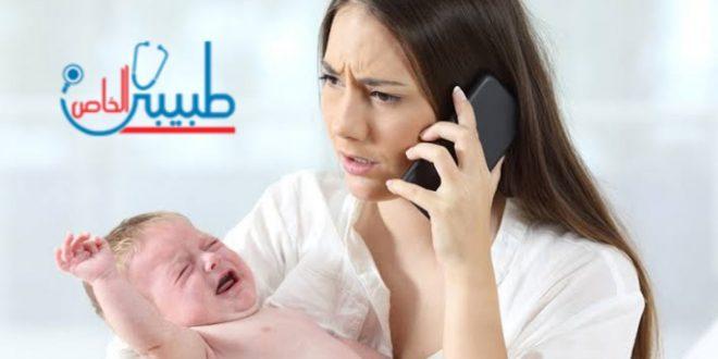 د. مصطفى أبومسلم يكتب : الأطفال الرضع وارتجاع المريء