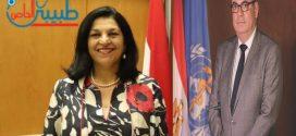 اختيار الدكتورة نعيمة حسن القصير من البحرين مثلا لمنظمة الصحة العالمية في مصر