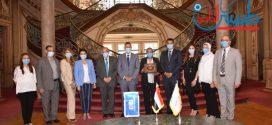 شراكة بين جامعة عين شمس ومستشفى GOSH البريطانية